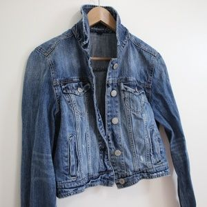 American Eagle Denim Jean Jacket